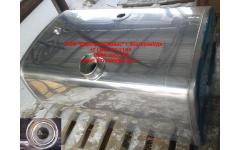 Бак топливный 400 литров алюминиевый F для самосвалов фото Самара