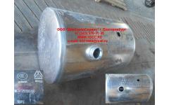 Бак топливный 380литров круглый H2/H3 фото Самара