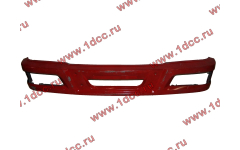 Бампер FN2 красный самосвал для самосвалов фото Самара